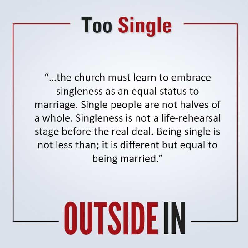 Too Single