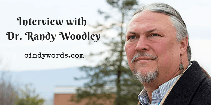 Interview with Dr. Randy Woodley