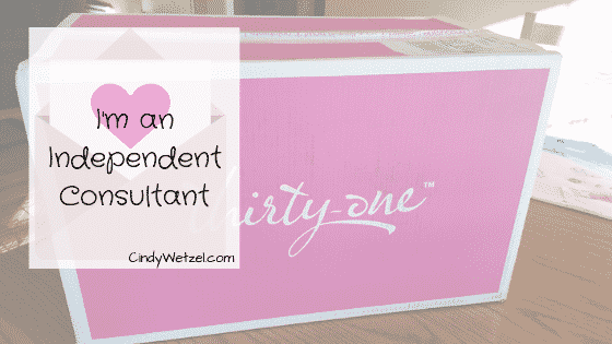 I'm an Independent Consultant with Thirty-One Gifts.