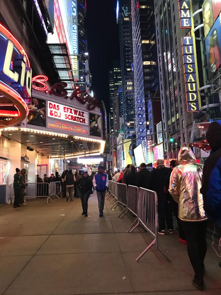 紐約New York |自由行|時代廣場Time Square 享受在被廣告看板包圍的氣氛之中