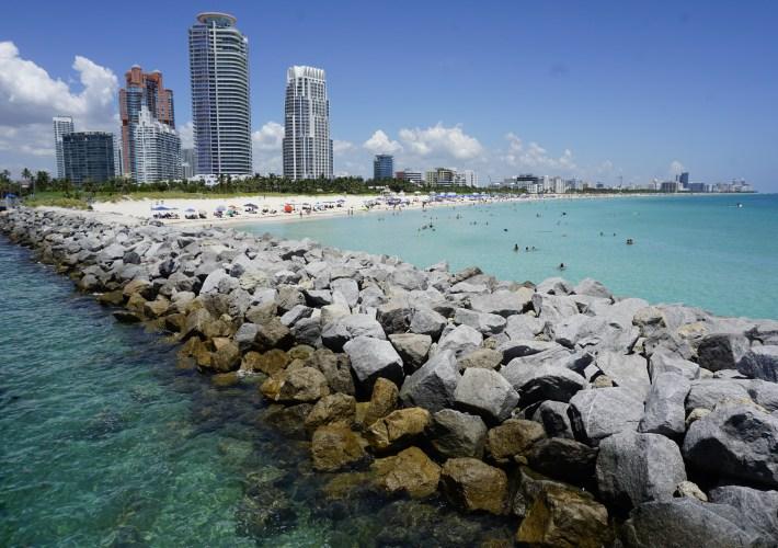 Gorgeous views of Miami Beach Florida