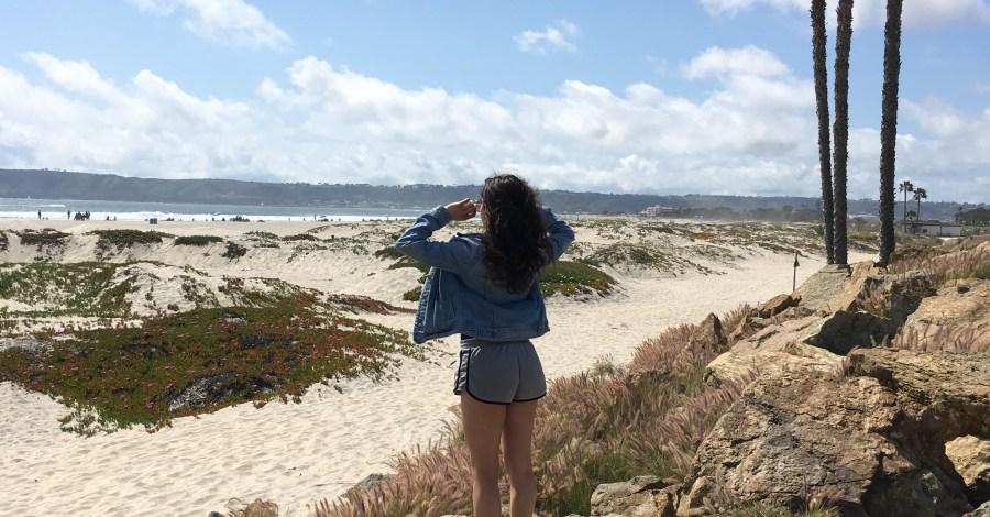 beach days at Coronado island San Diego ca