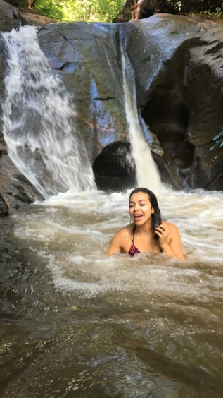 waterfall in Chiang Mai Thailand