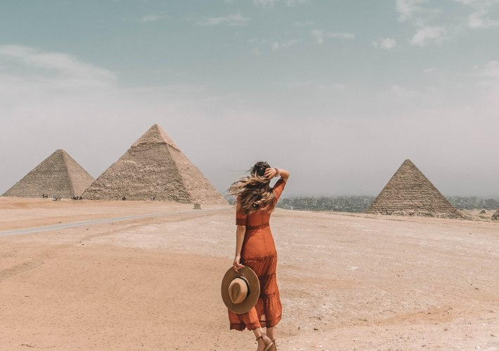 12 Tips for Visiting The Great Pyramids…