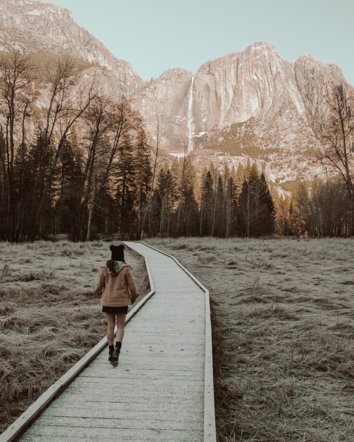 Yosemite, California - 16 places to to visit in California