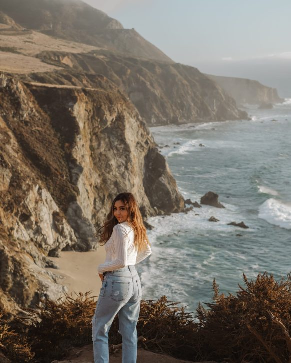cindyycheeks in Big Sur, California - 16 places to to visit in California
