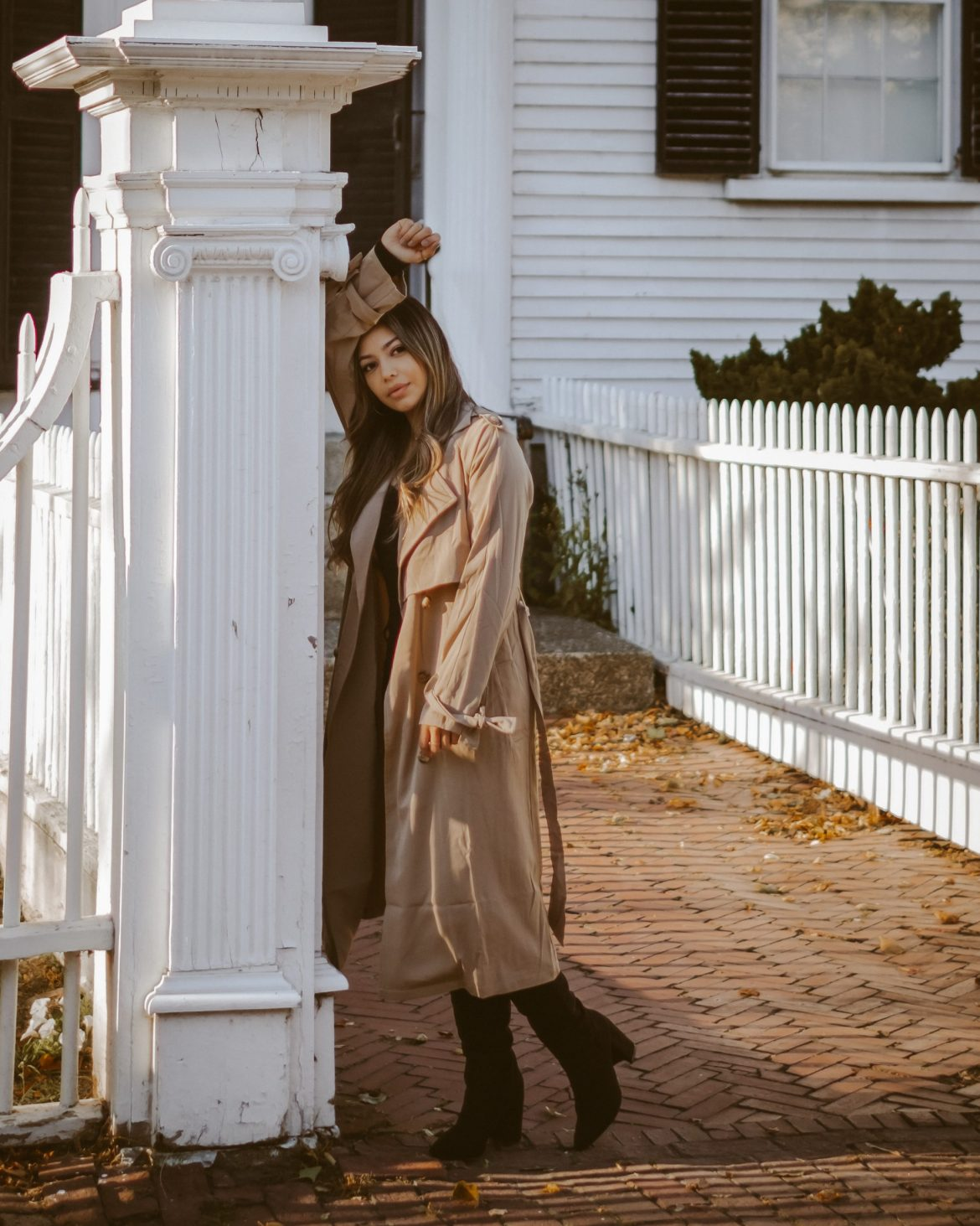 Where To Find All The Hocus Pocus Filming Locations in Salem, Massachusetts - outfit for Salem, fall outfit, what to do in Salem, photo inspo for Salem