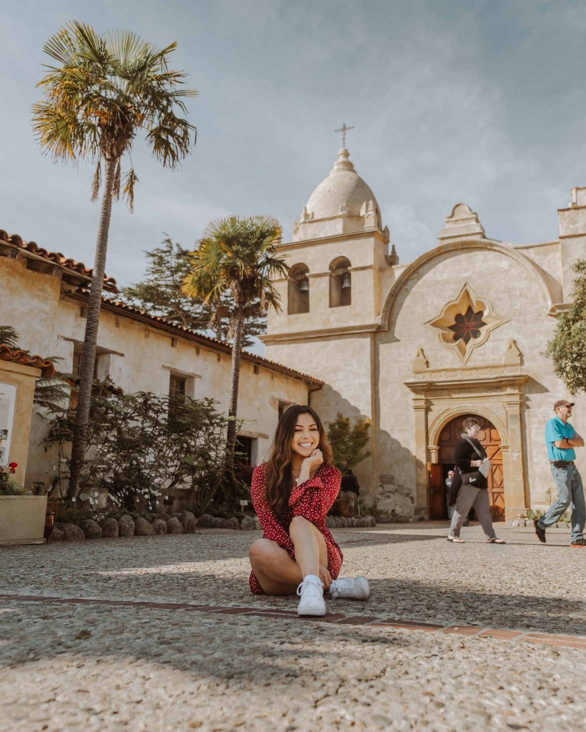 6 Epic Day Trips From San Francisco - Carmel Mission, Carmel by the sea, Carmel by the sea outfits