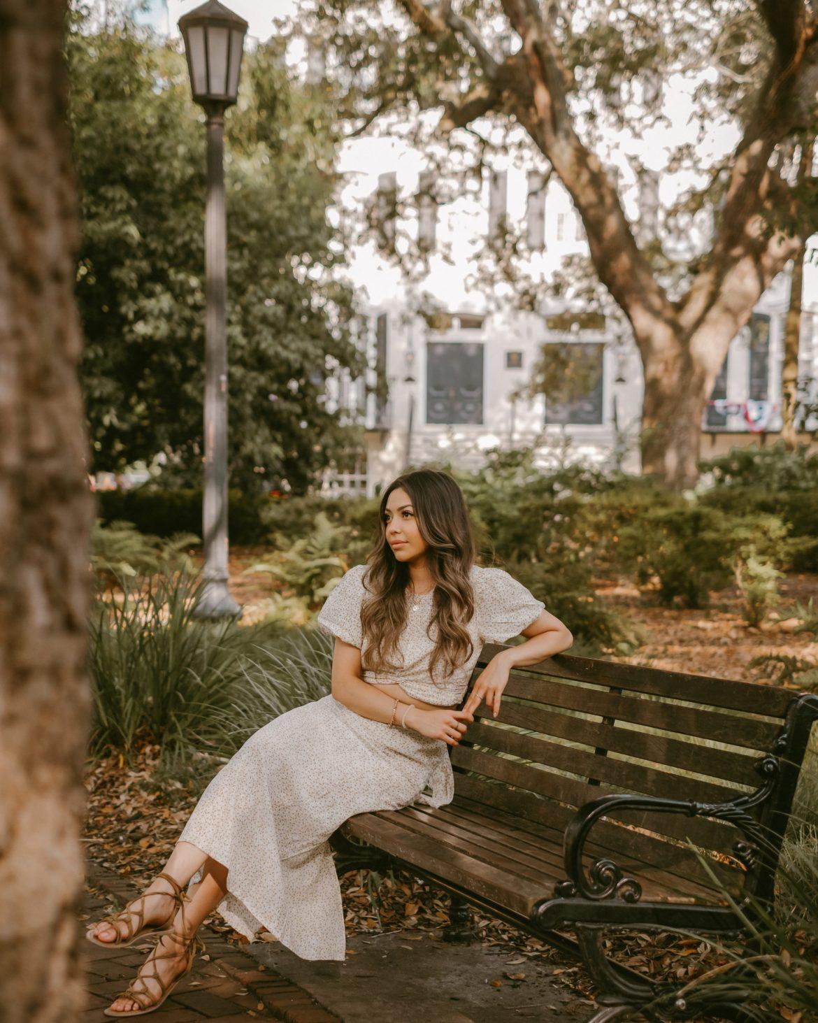 Forrest Gump bench in Savannah, Georgia   The Ultimate Savannah Travel Guide