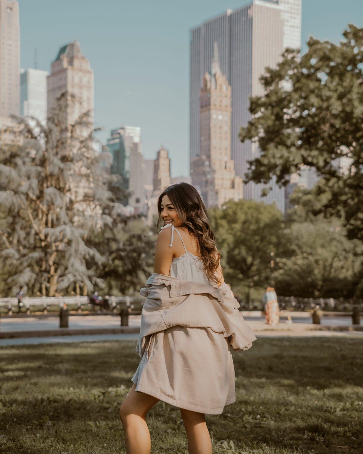 17 Best Instagram Worthy Spots in New York | Central Park photoshoot