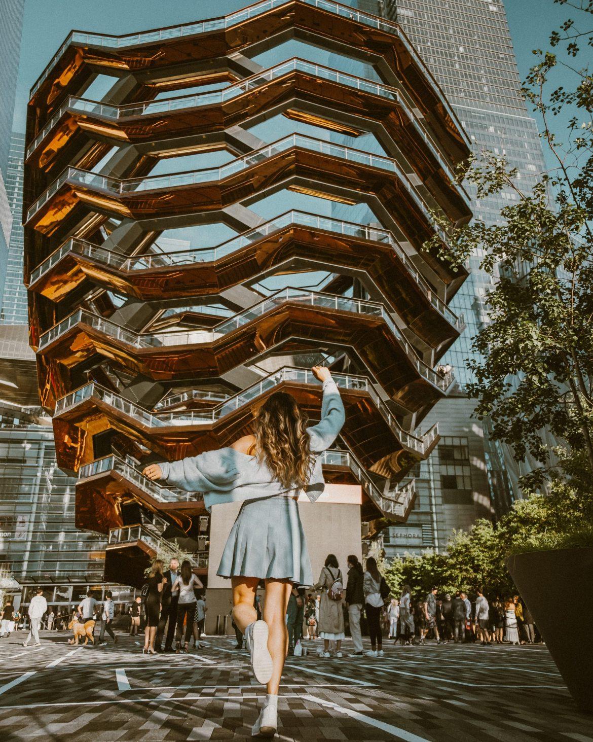 17 Best Instagram Worthy Spots in New York | New York aesthetic
