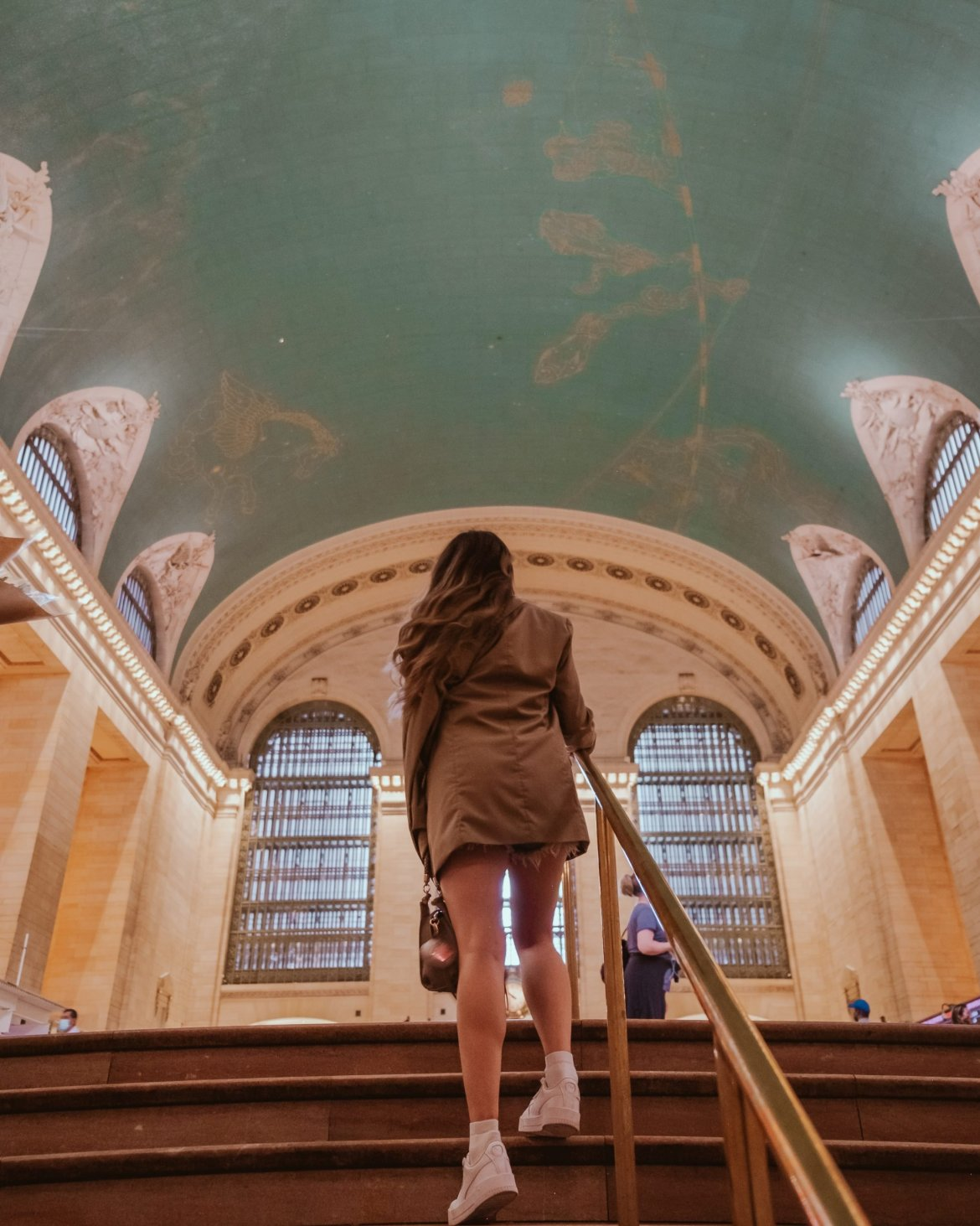 Grand Central Station photography