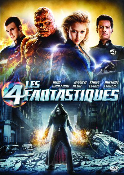 Les 4 Fantastique 2005 : fantastique, Fantastiques