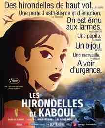 Les Hirondelles De Kaboul Critique : hirondelles, kaboul, critique, Hirondelles, Kaboul
