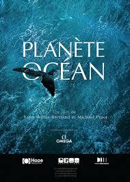 affiche film documentaire Planète océan