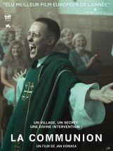 affiche film La Communion 2020 une jeune prêtre polonais exalté, célébrant une messe