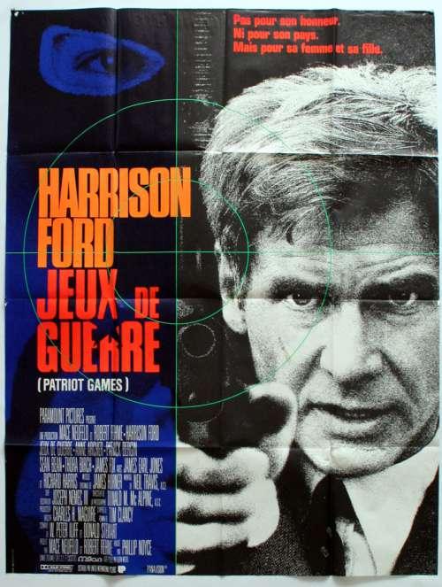 Jeux De Guerre Film : guerre, Affiche, Cinéma, GUERRE, (1992)