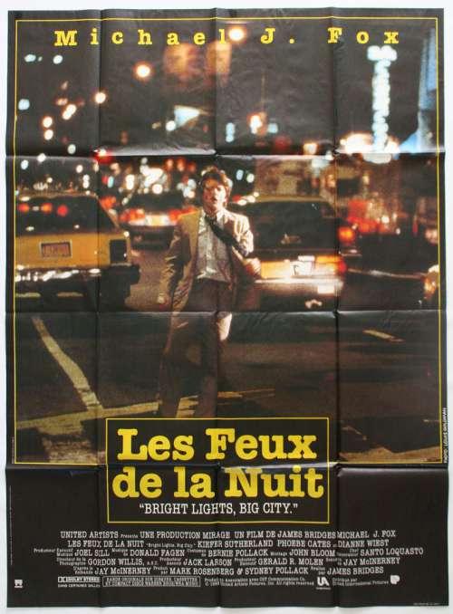 Les Feux De La Nuit : Affiche, Cinéma, (1988)