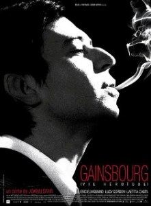 Theatrical Releases: 'Gainsbourg'