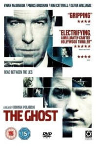 DVD Review: 'The Ghost'