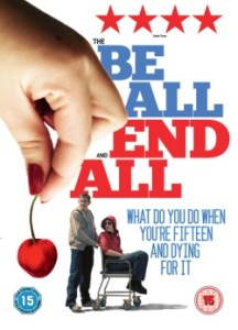 Competition: 'The Be All And End All' DVD giveaway *closed*