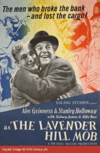 Film Review: 'The Lavender Hill Mob'