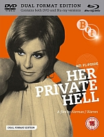Blu-ray Review: 'Her Private Hell'
