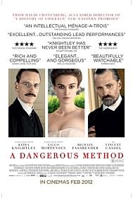 Film Review: 'A Dangerous Method'