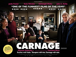 Film Review: 'Carnage'