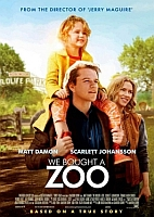 Film Review: 'We Bought a Zoo'