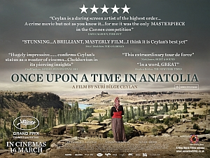 Film Review: 'Once Upon a Time in Anatolia'