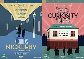 DVD Review: 'Old Curiosity Shop' & 'Nicholas Nickleby'