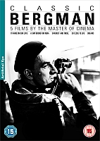 DVD Review: Classic Bergman collection