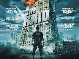 Film Review: 'The Raid'