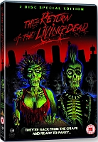 DVD Review: 'The Return of the Living Dead'