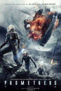 Special Feature: Scott's 'Prometheus' revisited – an alternative view