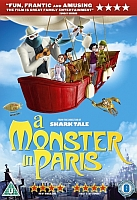 DVD Review: 'A Monster in Paris'