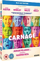 Competition: Win Roman Polanski's hilarious 'Carnage' on Blu-ray *closed*