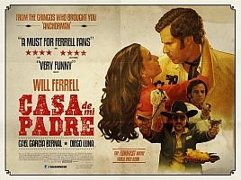 Film Review: 'Casa de mi Padre'