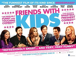 Film Review: 'Friends with Kids'
