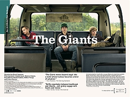 Film Review: 'The Giants'