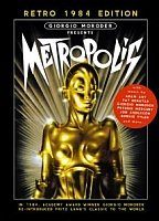 DVD Review: Giorgio Moroder presents 'Metropolis'