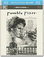 Blu-ray Review: 'Rumble Fish'