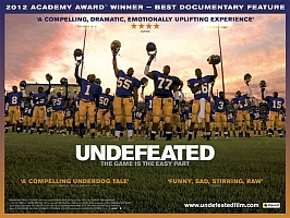 Film Review: 'Undefeated'