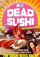 FrightFest 2012: 'Dead Sushi' review
