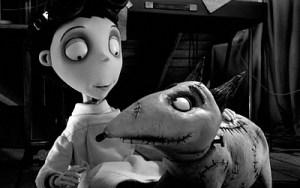 BFI London Film Festival 2012: 'Frankenweenie 3D' review