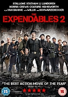 DVD Review: 'The Expendables 2'