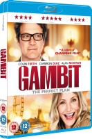 Competition: Win 'Gambit' on Blu-ray *closed*