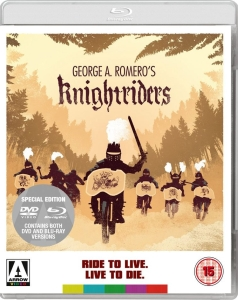 Blu-ray Review: 'Knightriders'