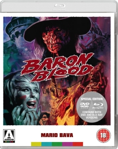 Blu-ray Review: 'Baron Blood'